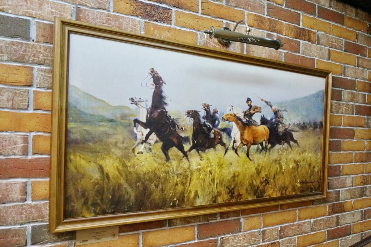 Печать фотографий и картин на холсте в Томске