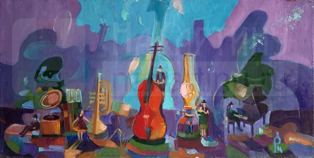 Сказочный оркестр