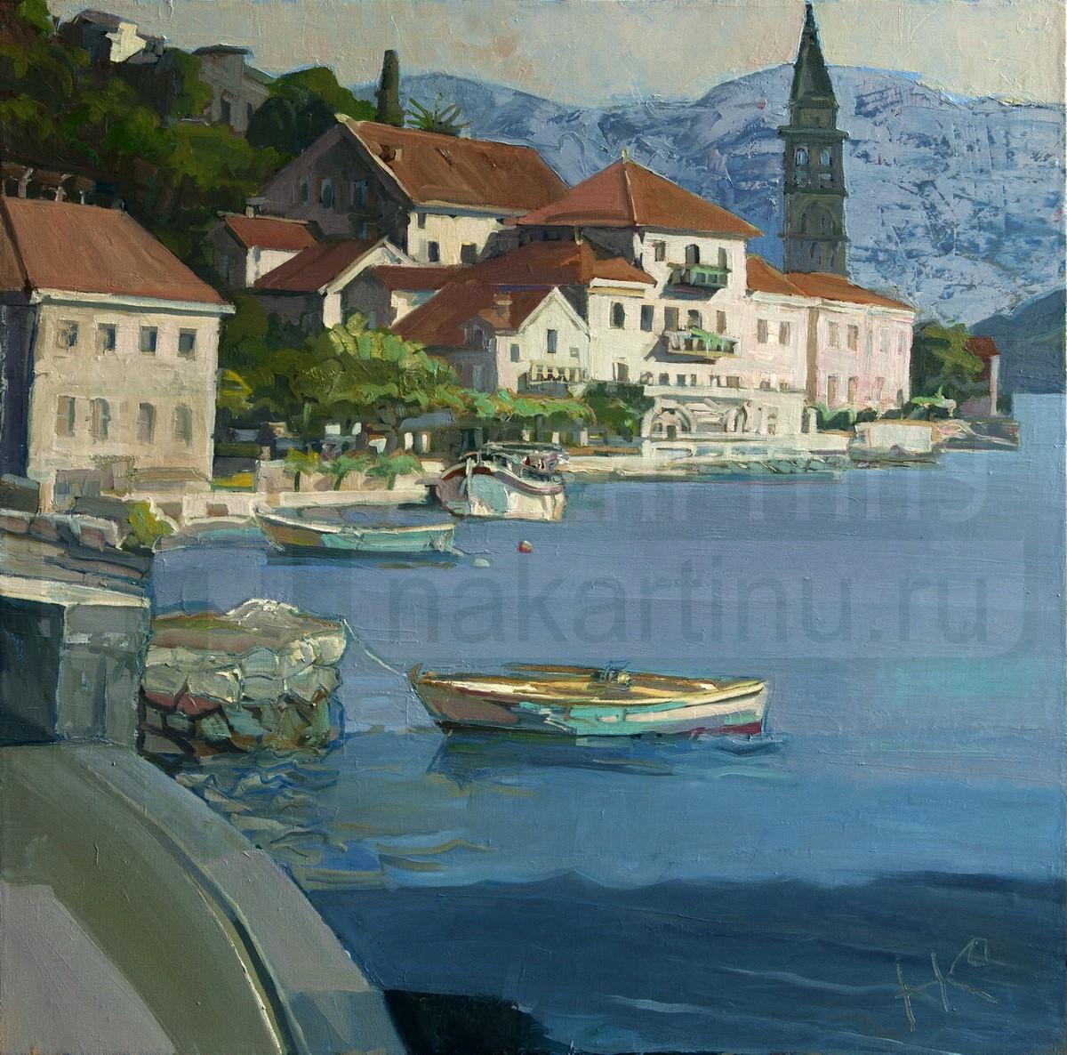 Черногория (триптих, 1 из 3)