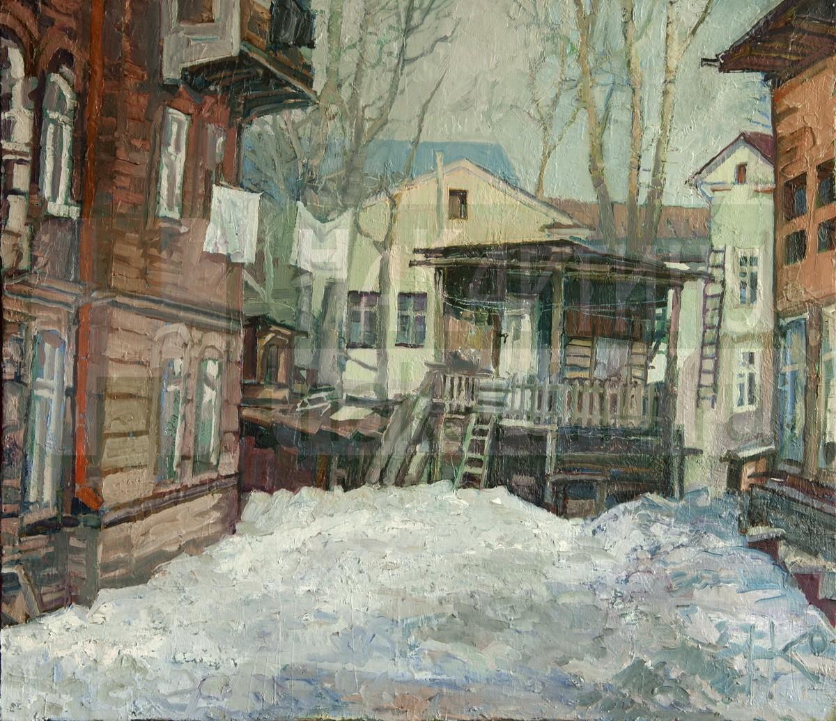 Томские дворы