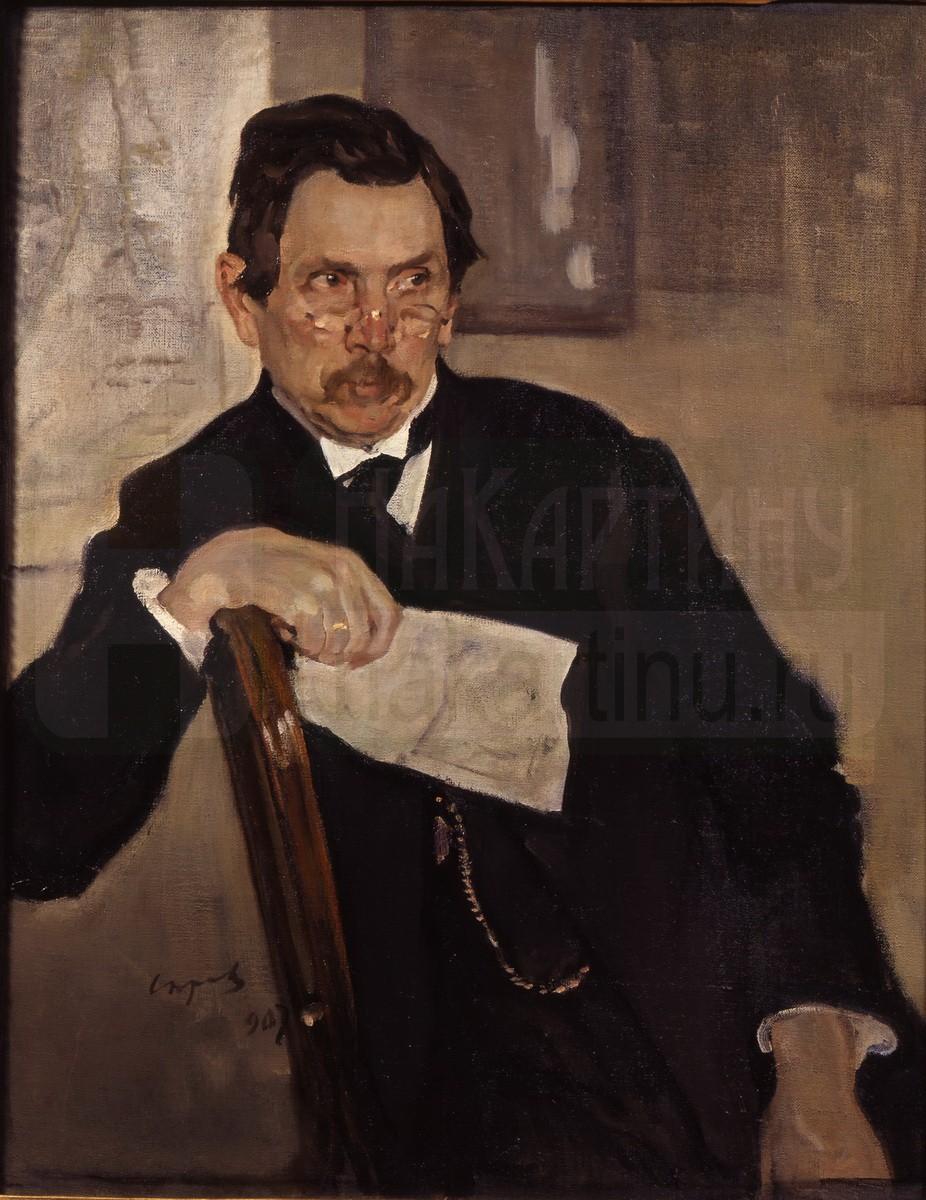 Портрет А.В. Касьянова