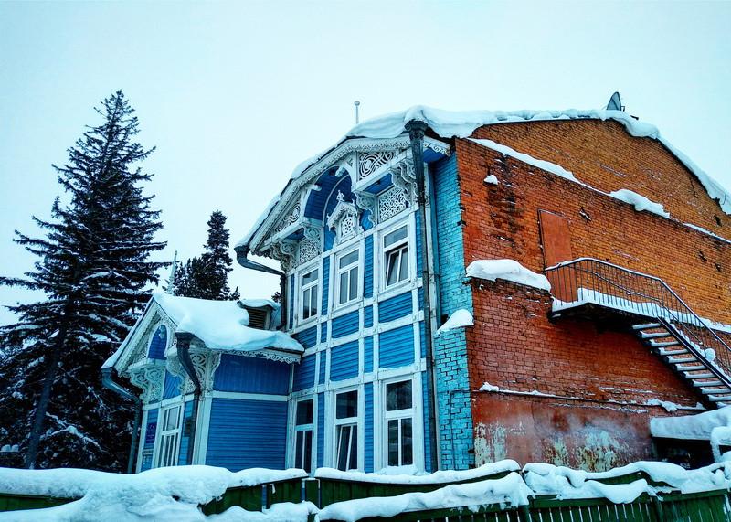 Дом Голованова