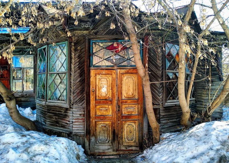 Дом на Никитина