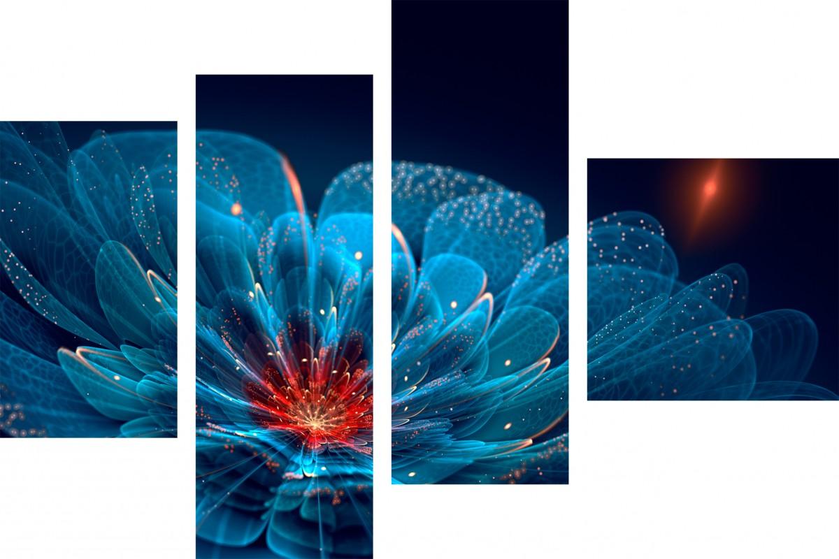 Абстроцветок
