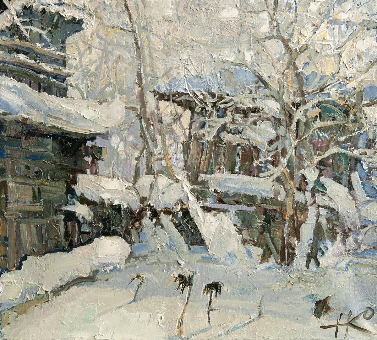Томские дворики