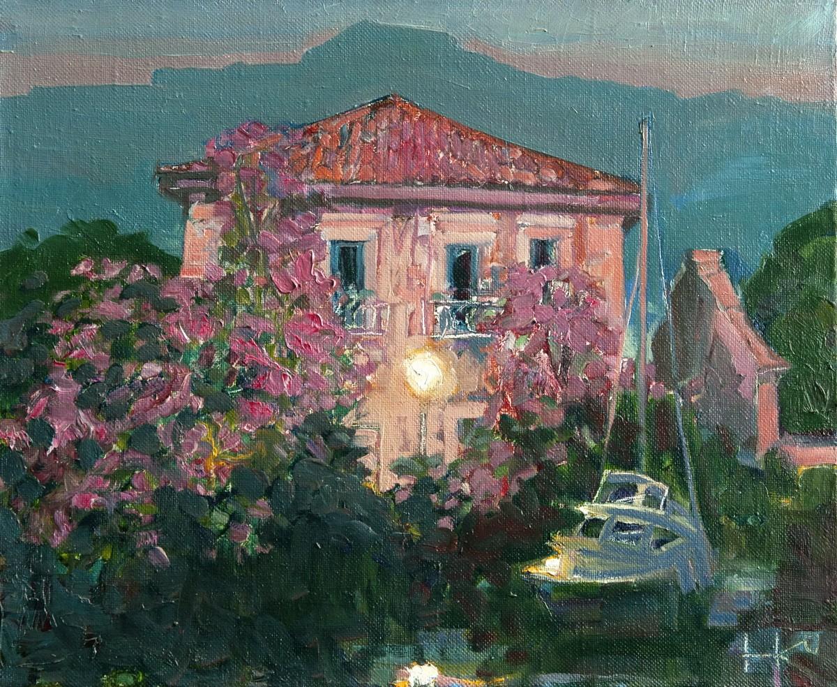 Ночь Черногория