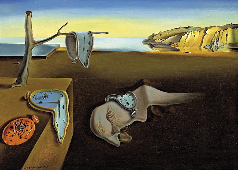 Мягкие часы, или Постоянство памяти