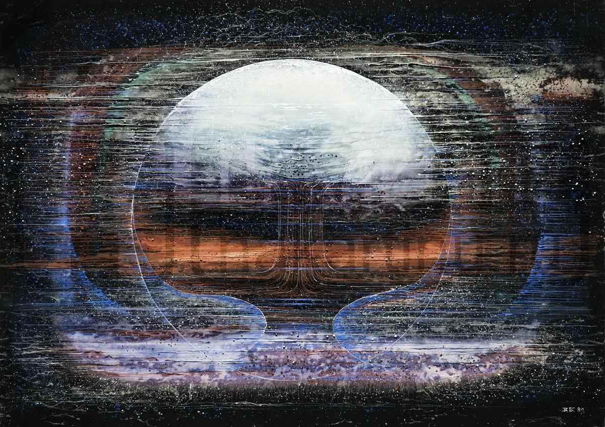 Сфера-Космос-Пространство-Время. Лист № 5