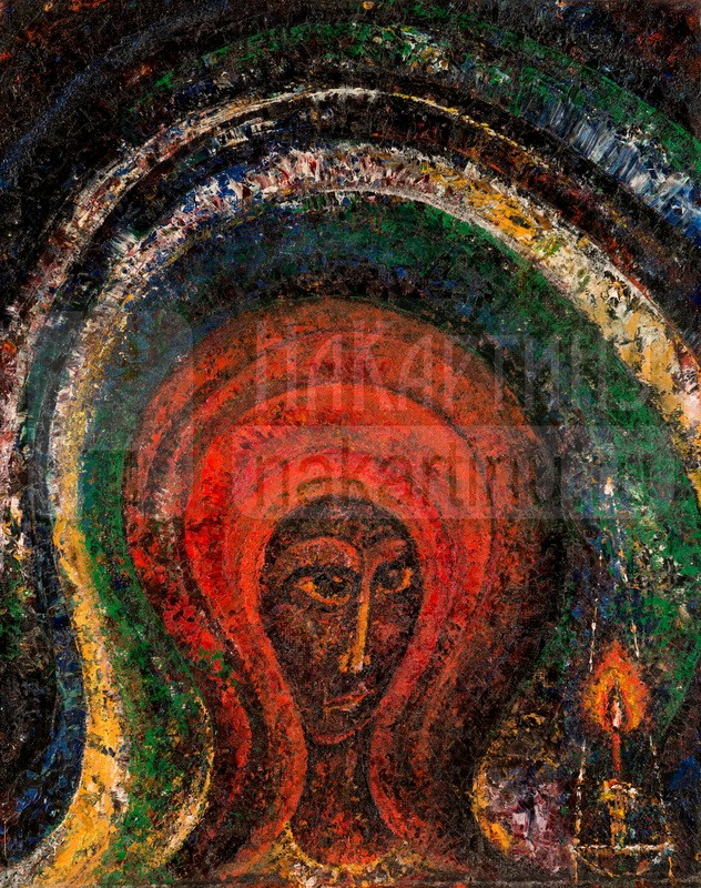 Икона - Свеча