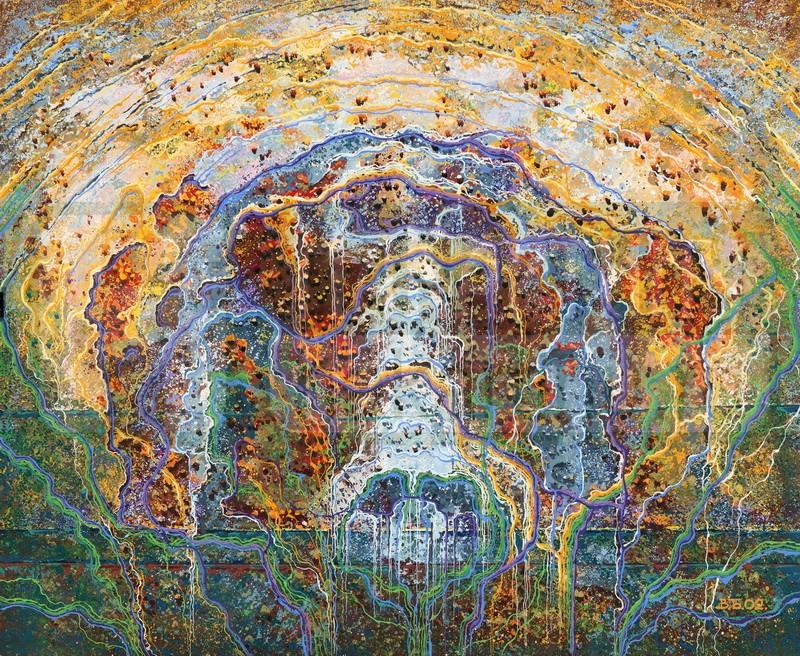 Воспоминания об Индии, Цейлоне, Храм Будды